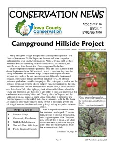 thumbnail of Spring 2016 Newsletter – color