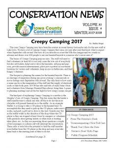 thumbnail of Winter 2017-2018 Newsletter