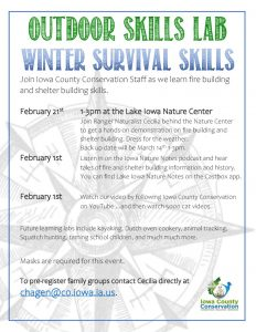 thumbnail of Winter Survival flyer